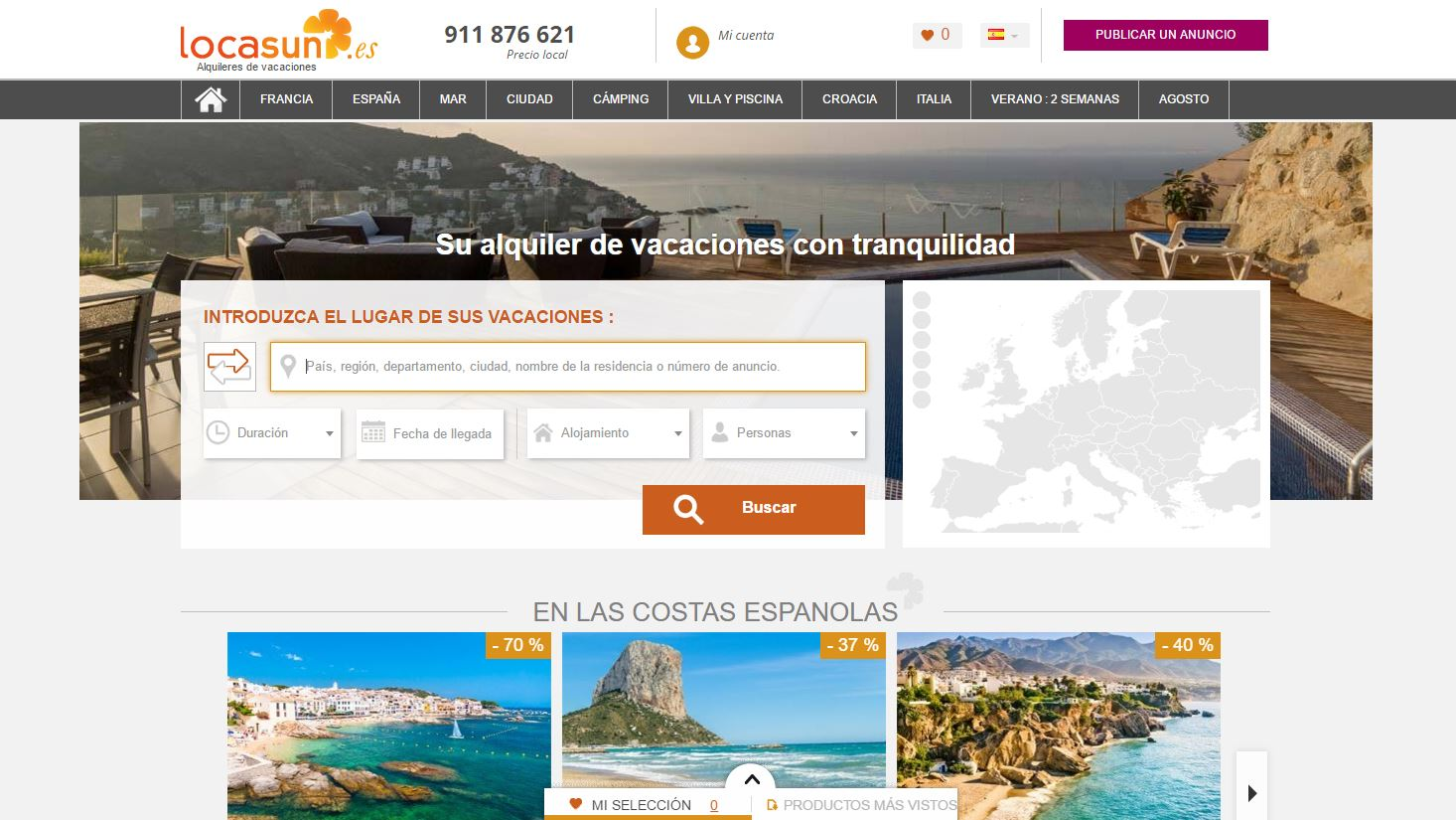 Locasun-website-es