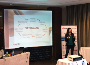 Avantio presenting Channel Manager benefits